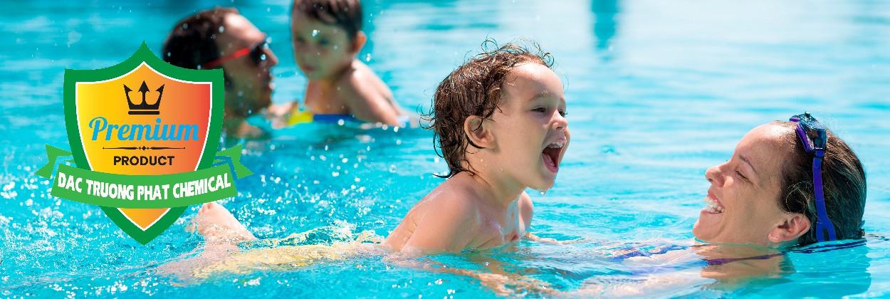 Công ty chuyên bán và phân phối hóa chất dùng trong khử trùng bể bơi | Chuyên cung cấp - bán hóa chất tại TPHCM