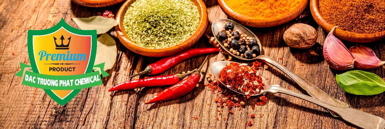 Nơi phân phối ( bán ) sản phẩm phụ gia thực phẩm | Nơi chuyên cung cấp - bán hóa chất tại TPHCM